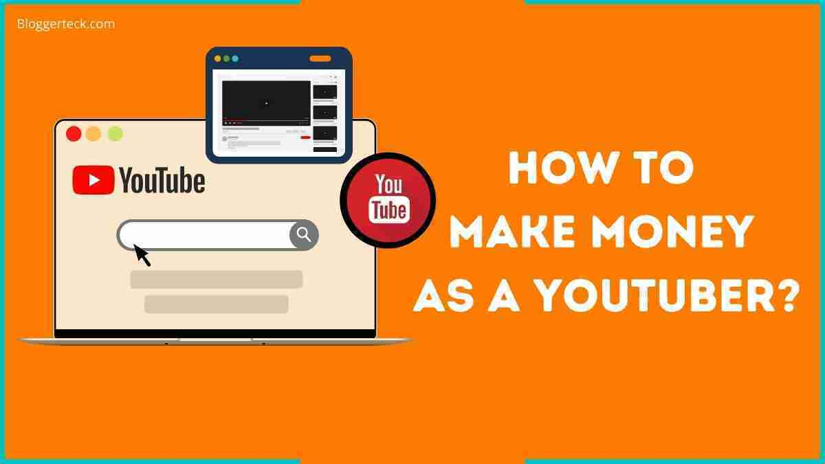 how to make money as a youtuber