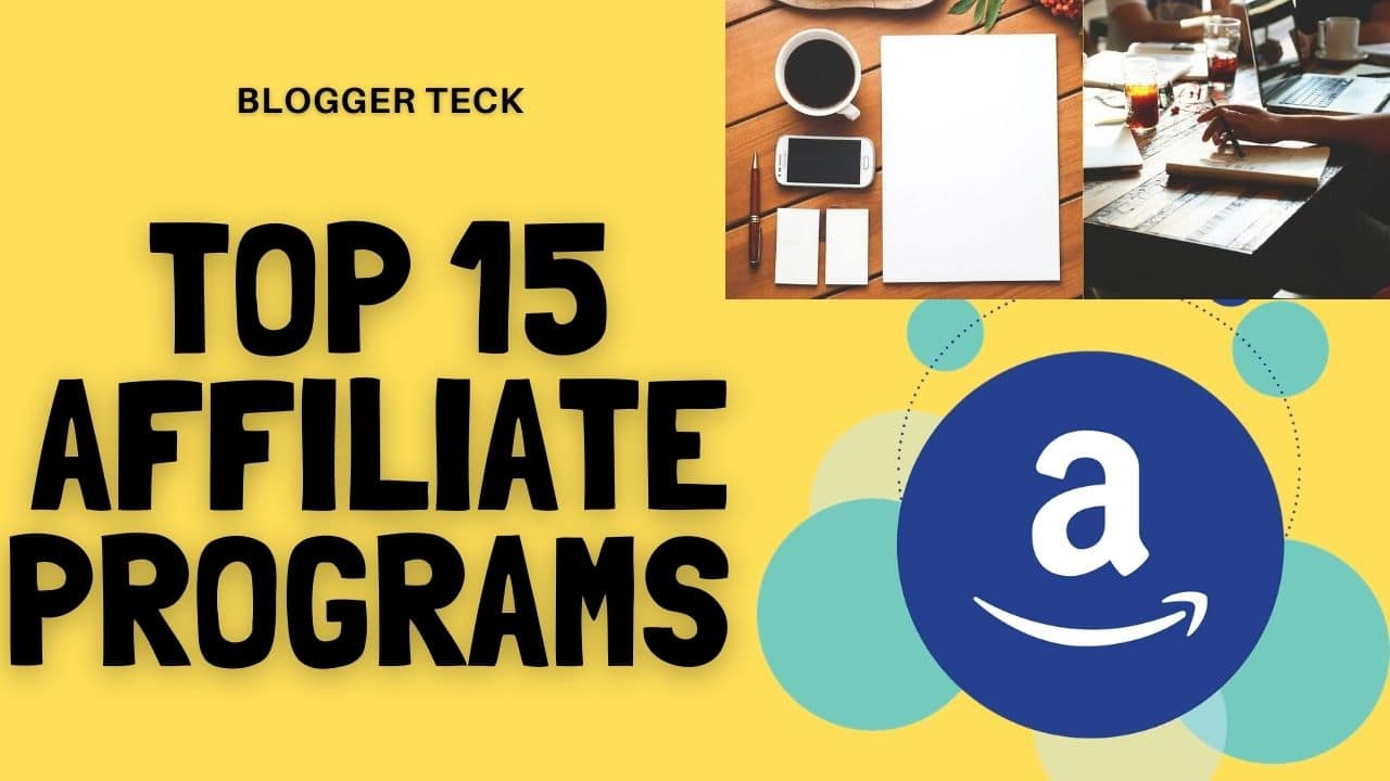 best affiliate programs for bloggers