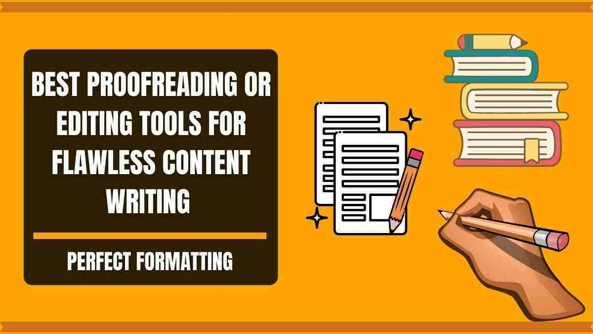 Free Online Proofreading Tools