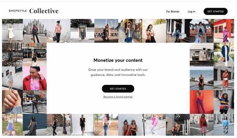 Shopstyle clothing affiliate program