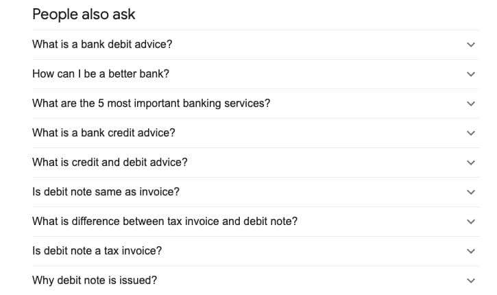 personal finance sub niches